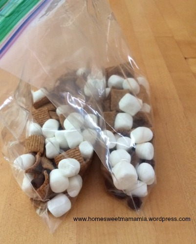 S Mores In A Bag A Fun Treat And Activity For Kids