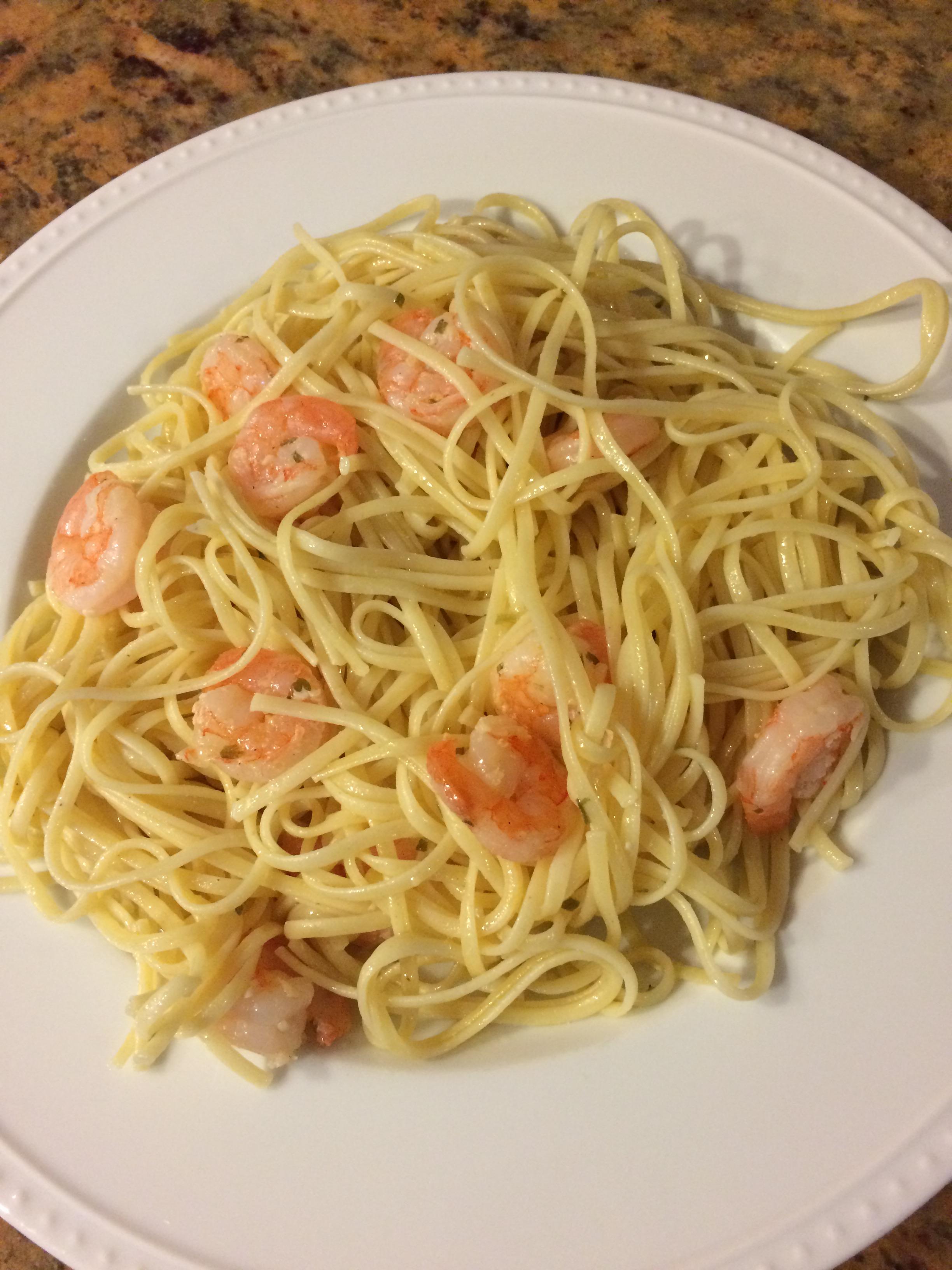 Ina Garten Shrimp Linguine Home Sweet Mama Mia Sharing Ideas On Organizing Recipes